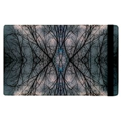 Storm Nature Clouds Landscape Tree Apple Ipad 2 Flip Case by Nexatart