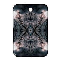 Storm Nature Clouds Landscape Tree Samsung Galaxy Note 8 0 N5100 Hardshell Case  by Nexatart