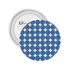 Geometric Dots Pattern Rainbow 2 25  Buttons