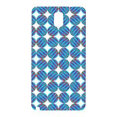 Geometric Dots Pattern Rainbow Samsung Galaxy Note 3 N9005 Hardshell Back Case