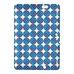 Geometric Dots Pattern Rainbow Kindle Fire Hdx 8 9  Hardshell Case by Nexatart