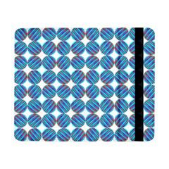 Geometric Dots Pattern Rainbow Samsung Galaxy Tab Pro 8 4  Flip Case