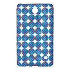 Geometric Dots Pattern Rainbow Samsung Galaxy Tab 4 (7 ) Hardshell Case