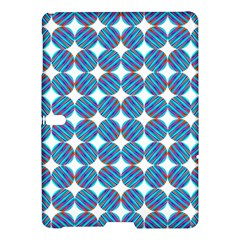 Geometric Dots Pattern Rainbow Samsung Galaxy Tab S (10 5 ) Hardshell Case  by Nexatart