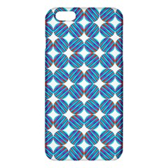 Geometric Dots Pattern Rainbow Iphone 6 Plus/6s Plus Tpu Case
