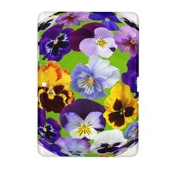 Spring Pansy Blossom Bloom Plant Samsung Galaxy Tab 2 (10 1 ) P5100 Hardshell Case