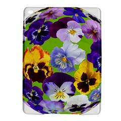 Spring Pansy Blossom Bloom Plant Ipad Air 2 Hardshell Cases by Nexatart