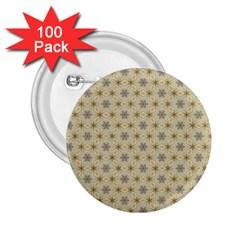 Star Basket Pattern Basket Pattern 2 25  Buttons (100 Pack)