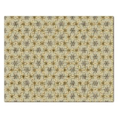 Star Basket Pattern Basket Pattern Rectangular Jigsaw Puzzl by Nexatart