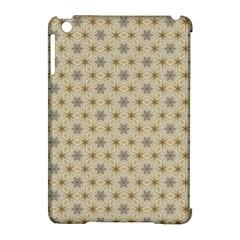 Star Basket Pattern Basket Pattern Apple Ipad Mini Hardshell Case (compatible With Smart Cover)