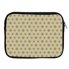 Star Basket Pattern Basket Pattern Apple Ipad 2/3/4 Zipper Cases