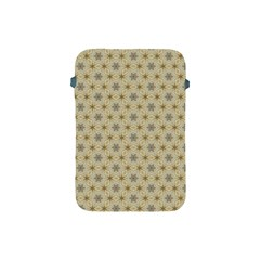 Star Basket Pattern Basket Pattern Apple Ipad Mini Protective Soft Cases by Nexatart