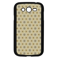Star Basket Pattern Basket Pattern Samsung Galaxy Grand Duos I9082 Case (black)