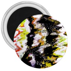 Canvas Acrylic Digital Design 3  Magnets by Nexatart