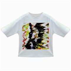 Canvas Acrylic Digital Design Infant/toddler T Shirts