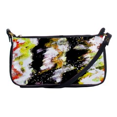 Canvas Acrylic Digital Design Shoulder Clutch Bags by Nexatart