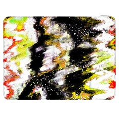 Canvas Acrylic Digital Design Samsung Galaxy Tab 7  P1000 Flip Case