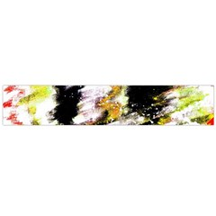 Canvas Acrylic Digital Design Flano Scarf (large) by Nexatart