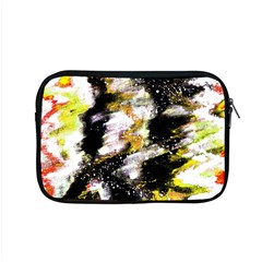 Canvas Acrylic Digital Design Apple Macbook Pro 15  Zipper Case