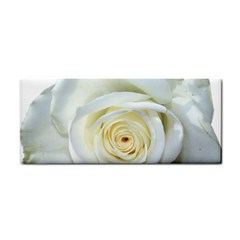 Flower White Rose Lying Cosmetic Storage Cases