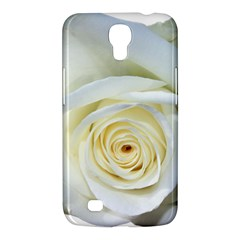 Flower White Rose Lying Samsung Galaxy Mega 6 3  I9200 Hardshell Case