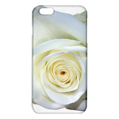 Flower White Rose Lying Iphone 6 Plus/6s Plus Tpu Case by Nexatart