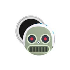 Robot 1 75  Magnets by BestEmojis