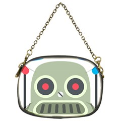 Robot Chain Purses (one Side)  by BestEmojis