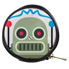 Robot Mini Makeup Bags by BestEmojis