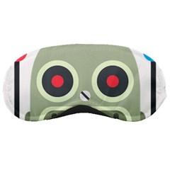Robot Sleeping Masks by BestEmojis