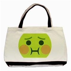 Barf Basic Tote Bag by BestEmojis