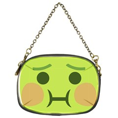 Barf Chain Purses (one Side)  by BestEmojis