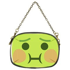 Barf Chain Purses (two Sides)  by BestEmojis