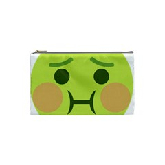 Barf Cosmetic Bag (small)  by BestEmojis