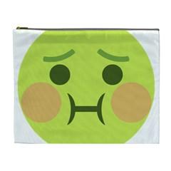 Barf Cosmetic Bag (xl) by BestEmojis