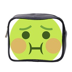 Barf Mini Toiletries Bag 2 Side by BestEmojis