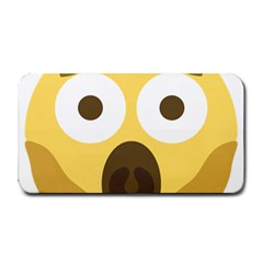 Scream Emoji Medium Bar Mats by BestEmojis