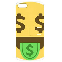 Money Face Emoji Apple Iphone 5 Hardshell Case With Stand by BestEmojis