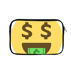 Money Face Emoji Apple Macbook Pro 13  Zipper Case