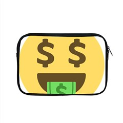 Money Face Emoji Apple Macbook Pro 15  Zipper Case by BestEmojis