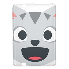 Cat Smile Kindle Fire Hd 8 9  by BestEmojis