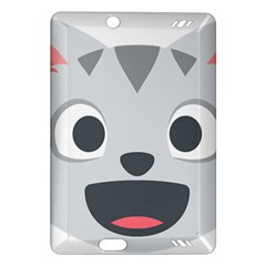 Cat Smile Amazon Kindle Fire Hd (2013) Hardshell Case by BestEmojis