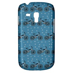 Bicycles Pattern Galaxy S3 Mini by linceazul
