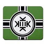 a proud kekistani mousepad - Large Mousepad