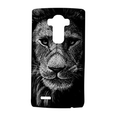 My Lion Sketch Lg G4 Hardshell Case by 1871930