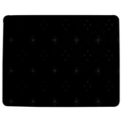Star Black Jigsaw Puzzle Photo Stand (rectangular) by Mariart