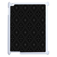 Star Black Apple Ipad 2 Case (white) by Mariart