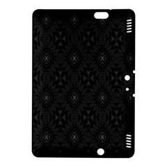 Star Black Kindle Fire Hdx 8 9  Hardshell Case by Mariart