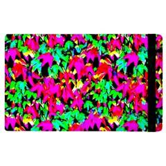 Colorful Leaves Apple iPad Pro 9.7   Flip Case by Costasonlineshop