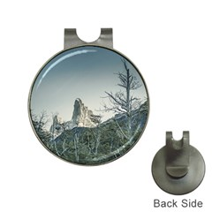 Fitz Roy Mountain, El Chalten Patagonia   Argentina Hat Clips With Golf Markers by dflcprints